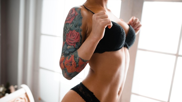 Suicide Girls Hopeful Set with catrin  Siterip