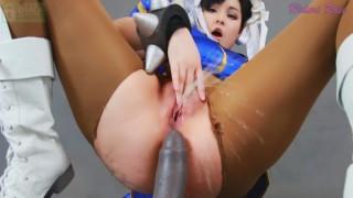 ManyVids hidori   Chun Li fucks & squirts on thick cock  Clipdump Siterip 1080p mp4