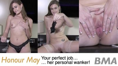 Clips4Sale Your perfect job, HONOUR MAY's personal wanker QT (.MOV) version #JOI  The British Masturbation Academy  Siterip Amateur XXX