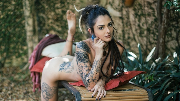 Suicide Girls Hopeful Set with dread  Siterip
