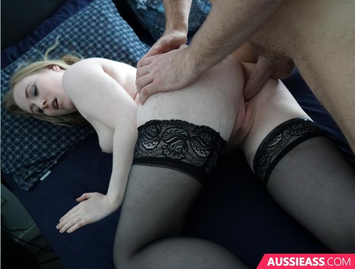 Aussie Ass 412 Wonderful wake up  Siterip Video 720p  mp4