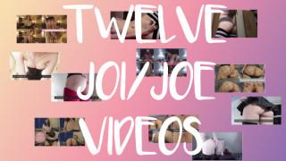 ManyVids Lyra Fae  ALL MY JOI VIDS – TWELVE VIDEOS  Clipdump Siterip 1080p mp4