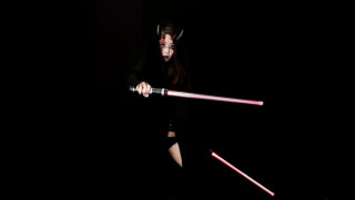 ManyVids Asiandreamx  P1 SITH: Light Saber Training  Siterip Clip XXX