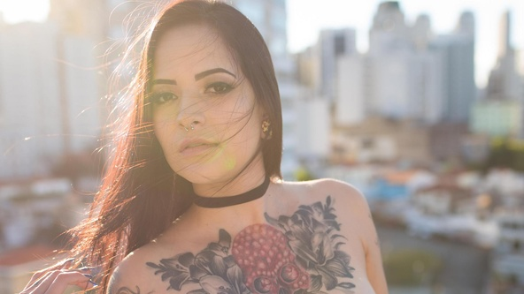 Suicide Girls Hopeful Set with angelx  Siterip