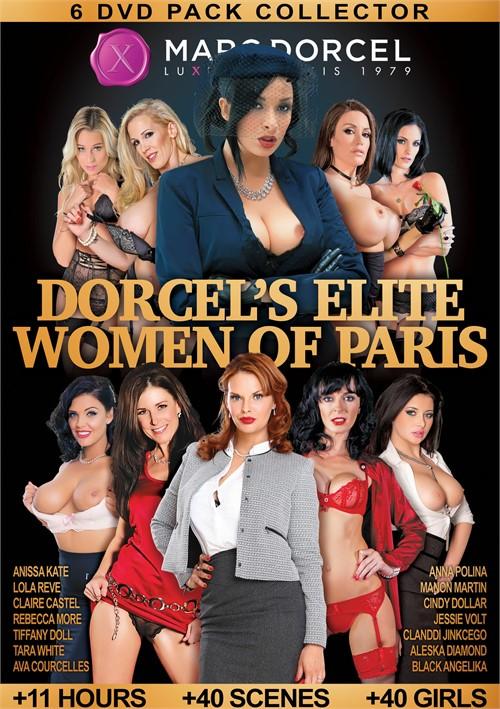 Dorcel's Elite Women Of Paris Marc Dorcel  [DVD.RIP. H.264 2017] Siterip RIP