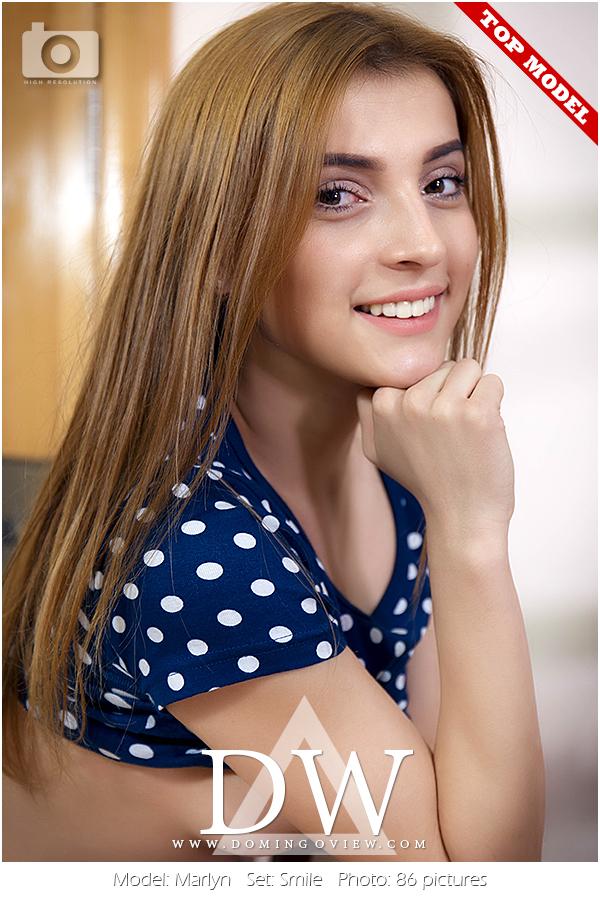 Domingoview Marlyn smiling topless teen  Siterip 1280×720 wmv Videoclip