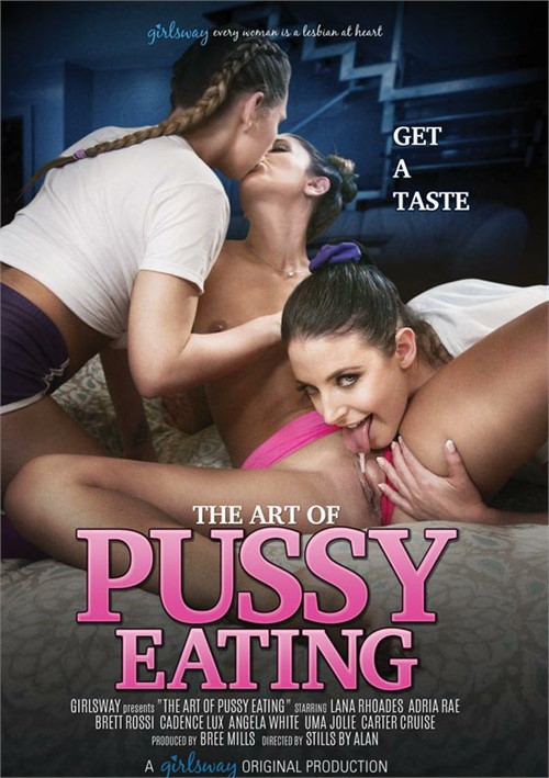 Art Of Eating Pussy, The Girlsway  [DVD.RIP. H.264 2017] Siterip RIP