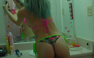 MrSkin Bria Vinaite's Tush in the Florida Project  Siterip Videoclip
