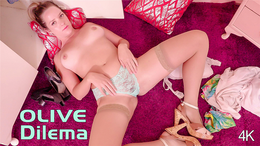 GirlsoutWest Olive – Dilema  Video  Siterip 720p mp4 HD