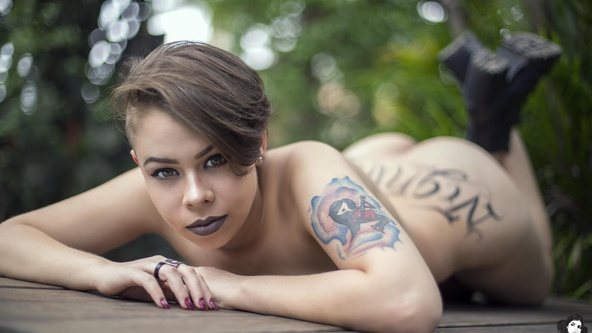 Suicide Girls Hopeful Set with liatha  Siterip