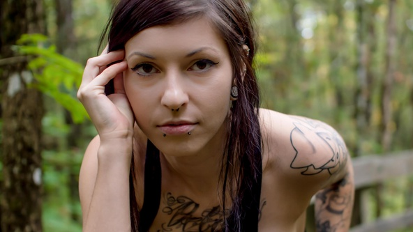 Suicide Girls Set of the day with rileyash  Siterip