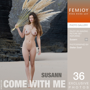 FEMJOY Come With Me feat Susann release March 3, 2018  [IMAGESET 4000pix Siterip NUDEART]