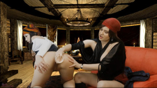 ManyVids Asiandreamx  Captain and Cabin Boy RP  Siterip Clip XXX