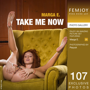 FEMJOY Take Me Now feat Marga E. release March 2, 2018  [IMAGESET 4000pix Siterip NUDEART]