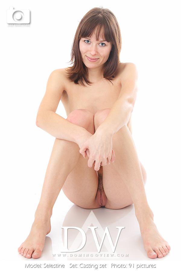 Domingoview Selestine trimmed girl, casting, Selestine  Siterip 1280×720 wmv Videoclip