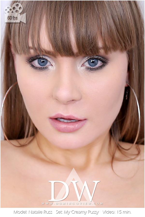 Domingoview Natalie Russ Natalie Russ, Make-up  Siterip 1280×720 wmv Videoclip