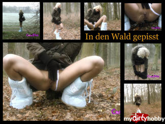 MydirtyHobby Pissing in the woods Cora2Hot  Video  GERMAN  H264 AAC  720p