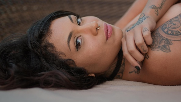 Suicide Girls Hopeful Set with missbonesxtc  Siterip