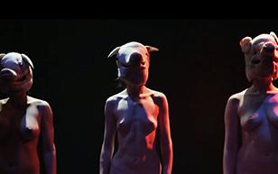 MrSkin Josephine Decker & Friends Go Full Frontal in Flames  Siterip Videoclip