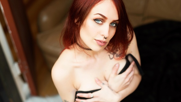 Suicide Girls Hopeful Set with alienn  Siterip