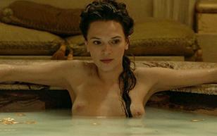 MrSkin Anna Brewster Shows Off Her Bush & Breasts in Versailles  Siterip Videoclip