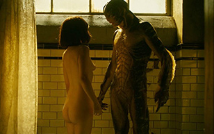 MrSkin Sally Hawkins Infamous Love of Fish in The Shape of Water  Siterip Videoclip