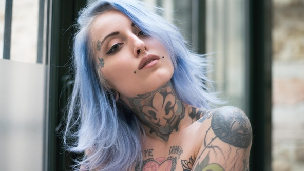 Suicide Girls SG Set with gladyce  Siterip