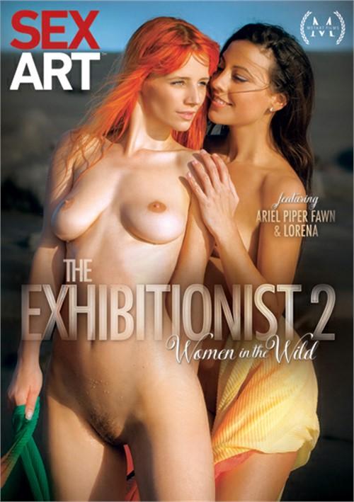 Exhibitionist 2: Women In The Wild, The Sex Art  [DVD.RIP. H.264 2017] Siterip RIP