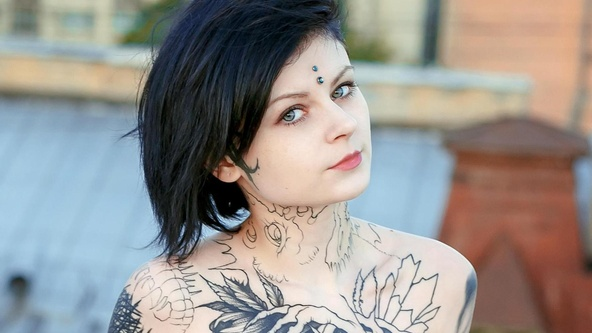 Suicide Girls Set of the day with glameow  Siterip