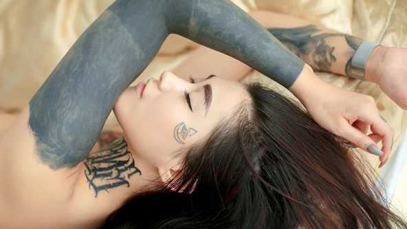 Suicide Girls Hopeful Set with alisakhan  Siterip