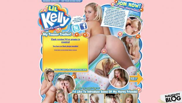 LilKelly.com   SITERIP   SITERIP Video 720p Multimirror