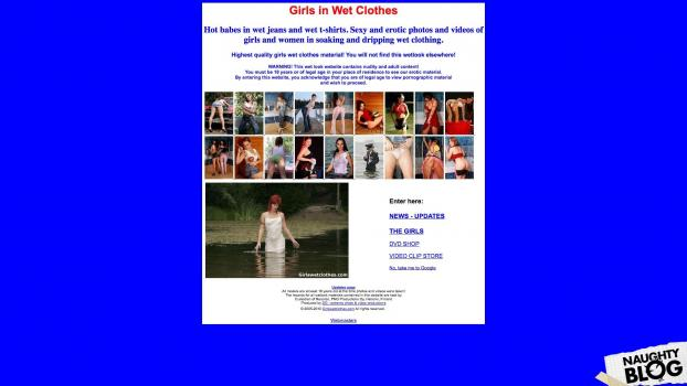 GirlsWetClothes.com – SITERIP   SITERIP Video 720p Multimirror
