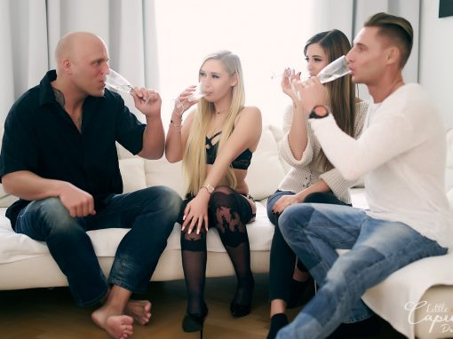 Littlecaprice-Dreams WeCumToYou Part 4   Meeting in Vienna  Video Clip h.264  Siterip
