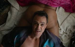 MrSkin Melanie Loren Provides Some Seat Dreams in Brockmire  Siterip Videoclip