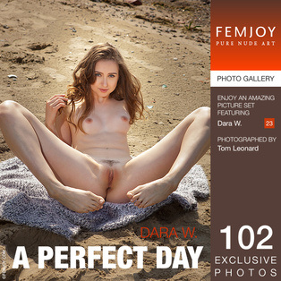 FEMJOY A Perfect Day feat Dara W. release April 26, 2018  [IMAGESET 4000pix Siterip NUDEART]