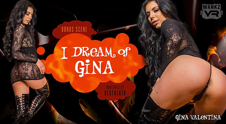 Wankz VR I Dream of Gina  Siterip VR 2060p Binaural