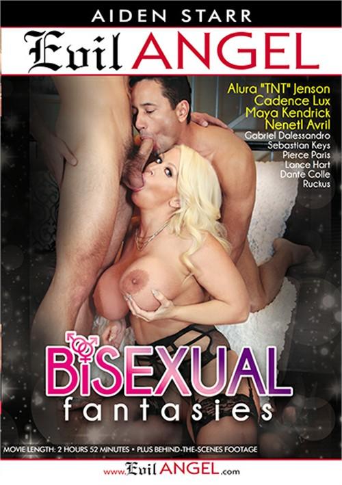 Bisexual Fantasies Evil Angel  [DVD.RIP. H.264 2017] Siterip RIP