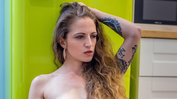 Suicide Girls Hopeful Set with hellhaine  Siterip