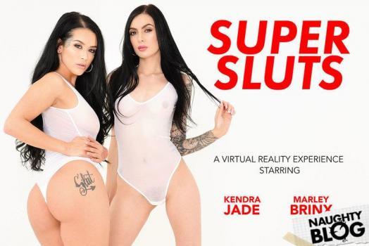 Naughty America VR - Katrina Jade & Marley Brinx   SITERIP Video 720p Multimirror Siterip RIP