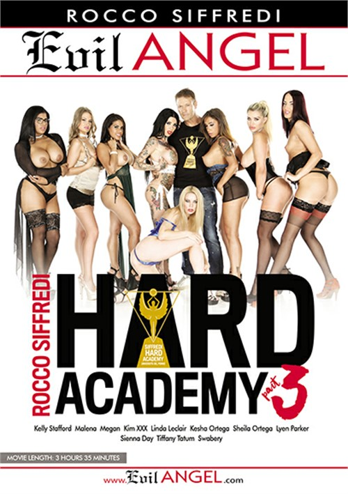 Rocco Siffredi Hard Academy Part 3 Evil Angel  [DVD.RIP. H.264 2017] Siterip RIP