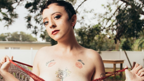 Suicide Girls Hopeful Set with noeljamisen  Siterip