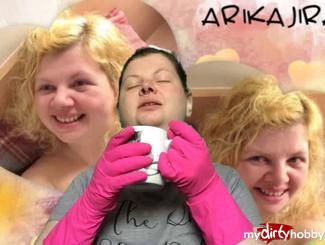 MydirtyHobby Arikajira None Nude Rubber Gloves BBW Arikajira  Video  GERMAN  H264 AAC  720p