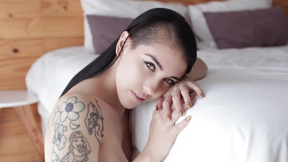 Suicide Girls Hopeful Set with marilynb  Siterip