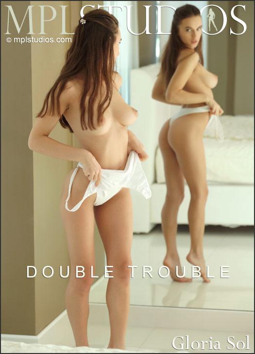 MPLSTUDIOS Gloria Sol Double Trouble  Picset Siterip