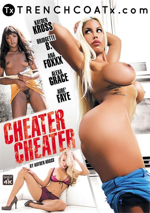 Cheater Cheater TRENCHCOATx  [DVD.RIP. H.264 2017] Siterip RIP
