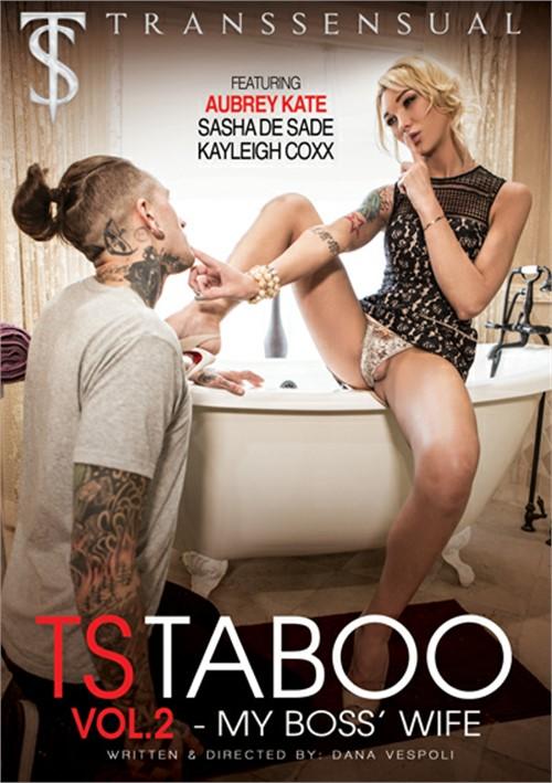 TS Taboo 2: My Boss' Wife Transsensual  [DVD.RIP. H.264 2017]