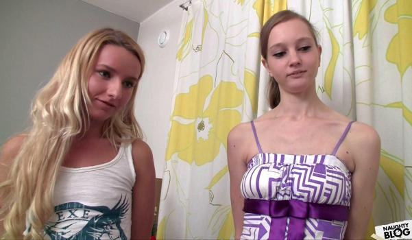 Horny Girls CZ – Mature lesbian teacher shows two teen students   SITERIP Video 720p Multimirror
