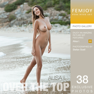 FEMJOY Over The Top feat Alisa I. release April 21, 2018  [IMAGESET 4000pix Siterip NUDEART]