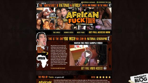 AfricanFuckTour.com – SITERIP   SITERIP Video 720p Multimirror