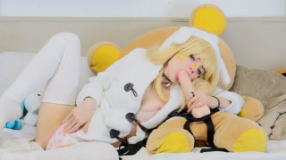 LanaRain Riding & Sucking My Friend Rilakkuma  Manyvids  SITERIP 2018 mp4 Video]